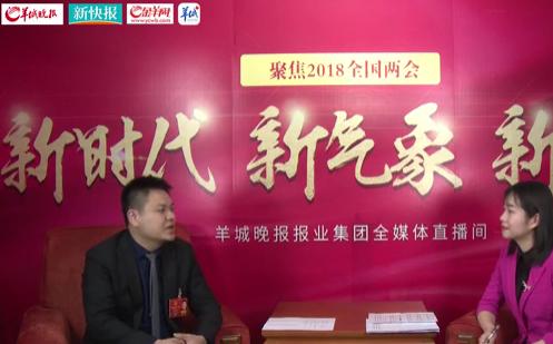 全国人大代表刘若鹏:非常看好粤港澳大湾区建设历史契机